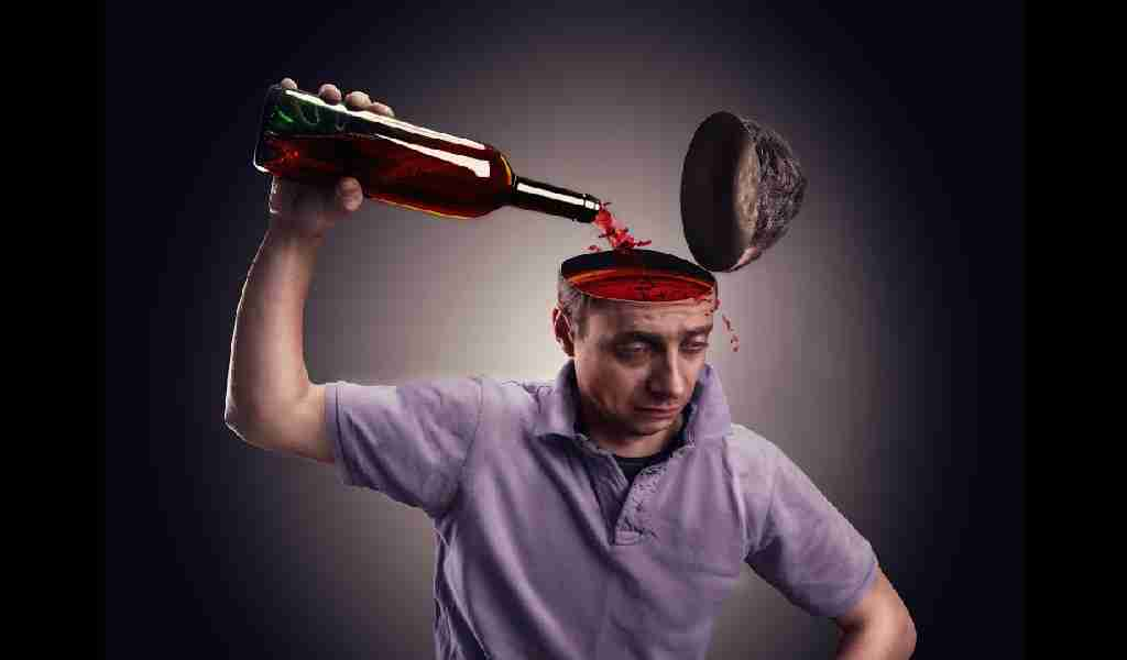 Влияние алкоголя на ЦНС
